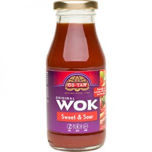 Go Tan wok