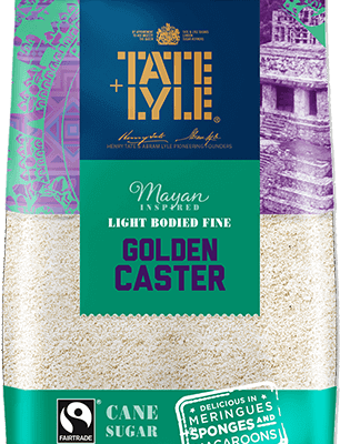 Tate lyle golden caster