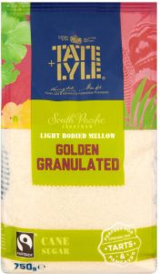 Tate i lyle golden granulated