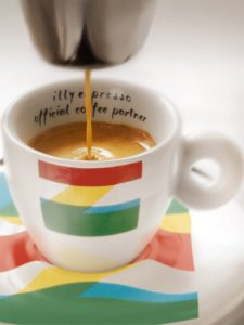 Salica i kava illy