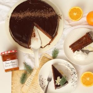 Bonne Maman Sacher torta