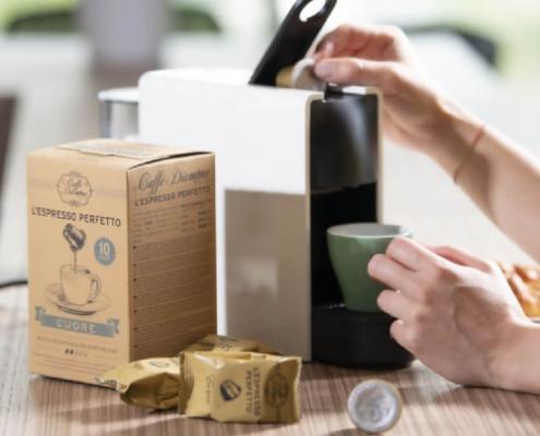 L'Espresso Perfetto_Diemme_nespresso kompatibilne kapsule